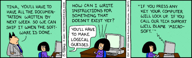 Online Technical Writing Degrees